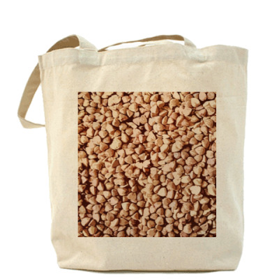 Сумка Холщовая сумка мешок гречки