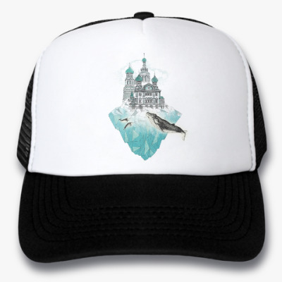 Кепка-тракер Зимний Санкт-Петербург