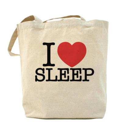 Сумка I love sleep