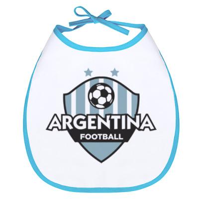 Слюнявчик Футбол Аргентины