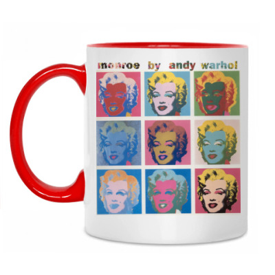 Кружка Andy Warhol
