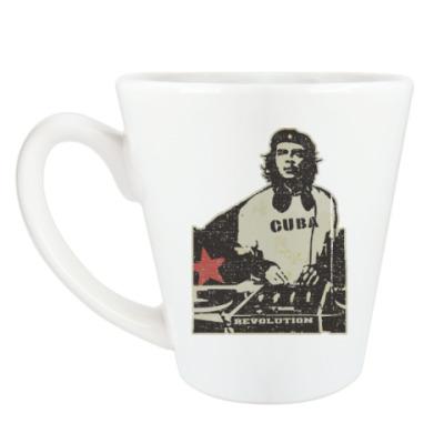Чашка Латте DJ Che