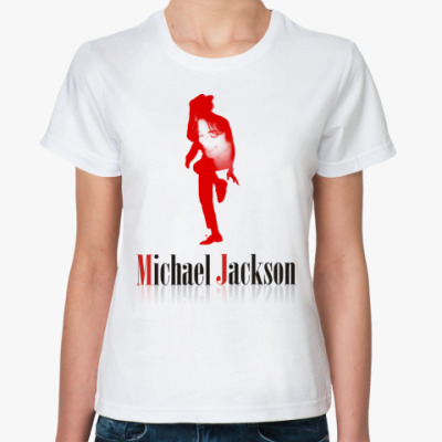 Классическая футболка  Jackson