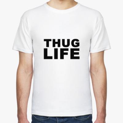 Футболка Thug Life