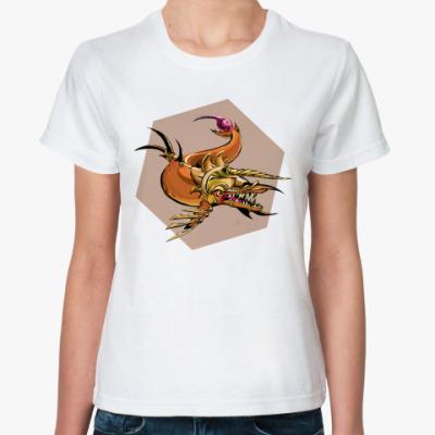 Классическая футболка  ChaosDolphi