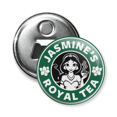 Магнит-открывашка Жасминовый чай