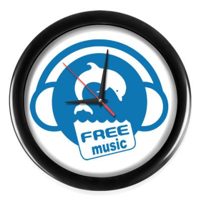 Настенные часы Free Music