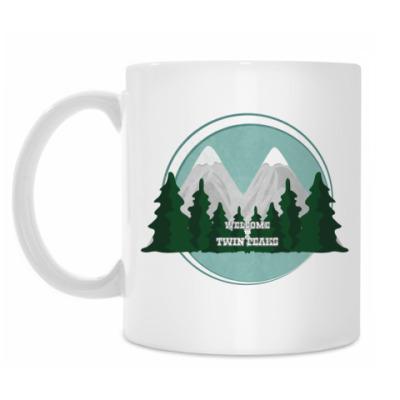 Кружка Welcome to Twin Peaks