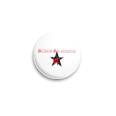 Значок 25мм Star by J.C.