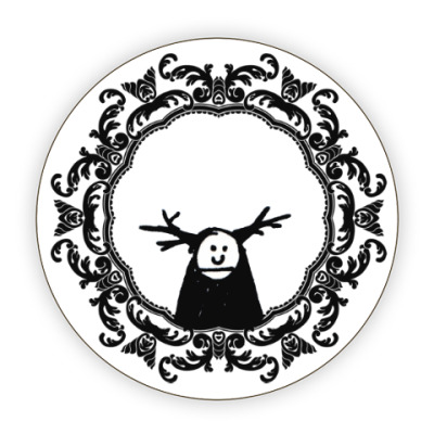 Костер (подставка под кружку) Dear Deer