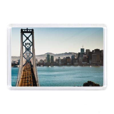 Магнит Сан-Франциско, Калифония