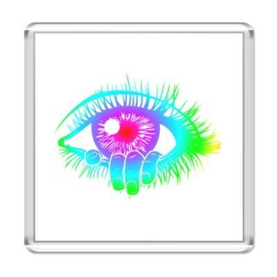Магнит Глаз