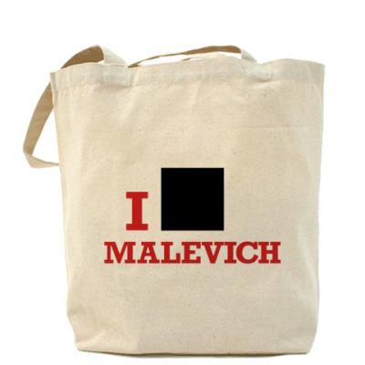 Сумка Холщовая сумка Malevich кр.