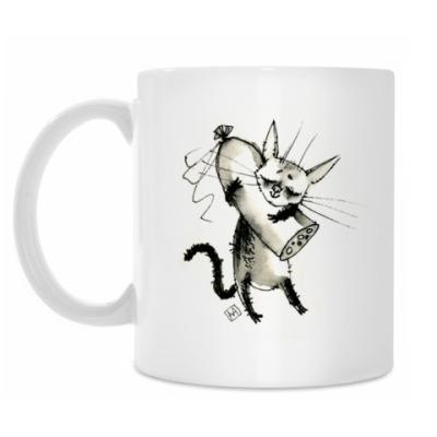 Кружка Про кота