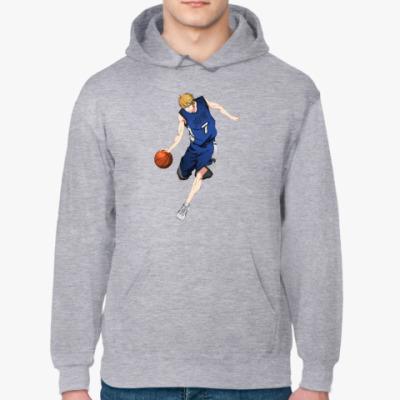 Толстовка худи Баскетбол Куроко