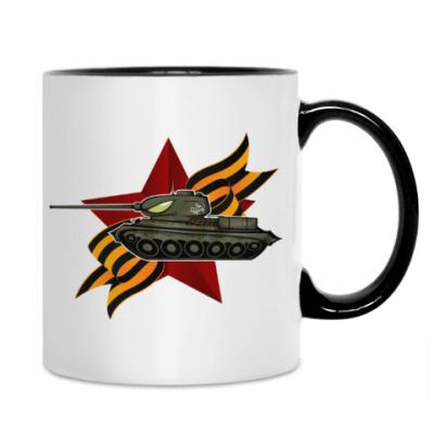 Танк Т-34-85 СССР