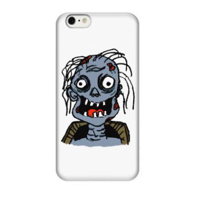 Чехол для iPhone 6/6s Зомби