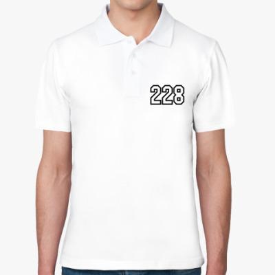 Рубашка поло 228