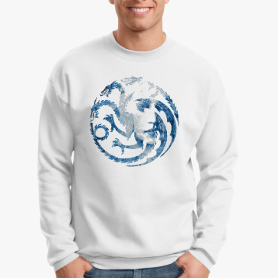 Свитшот Khaleesi and Dragons