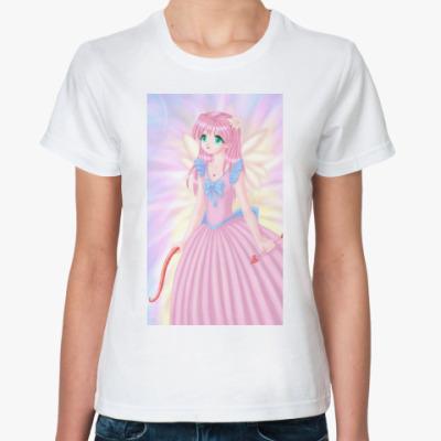 Классическая футболка Sweet angel