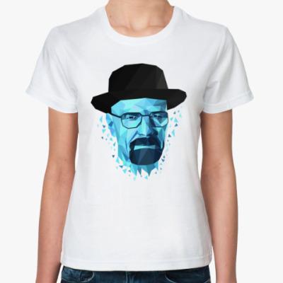 Классическая футболка Heisenberg