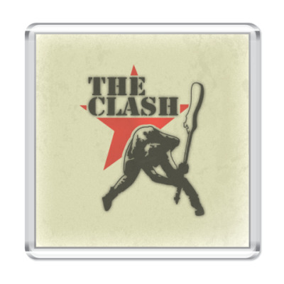 Магнит The Clash