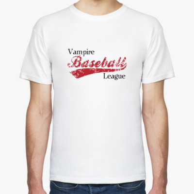 Футболка Vampire league