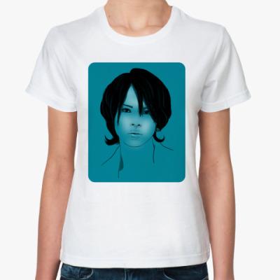 Классическая футболка   Уэда