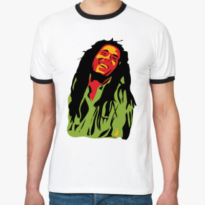 Футболка Ringer-T Marley