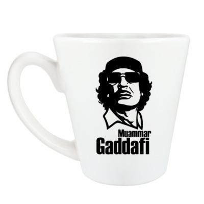 Чашка Латте Каддафи