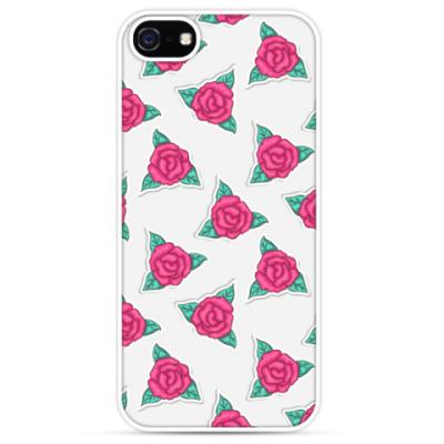 Чехол для iPhone 'Фестиваль роз'