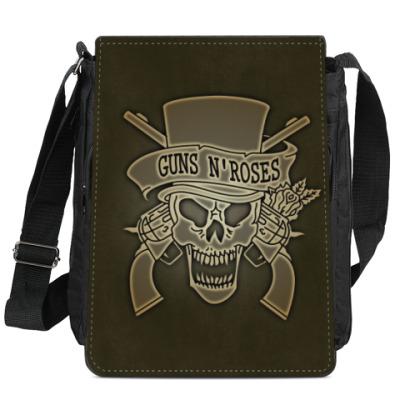 Сумка-планшет Guns N' Roses