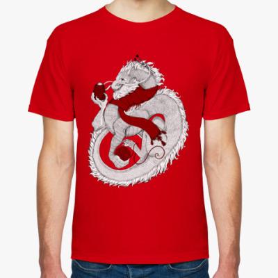 Футболка Восточный дракон