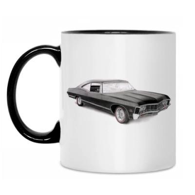 Кружка Impala Кружка бел/чёрн