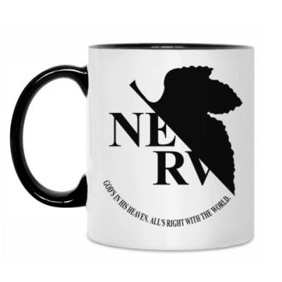 Кружка Neon Genesis Evangelion NERV
