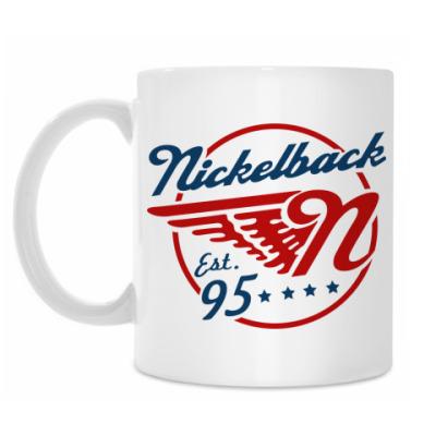 Кружка Nickelback