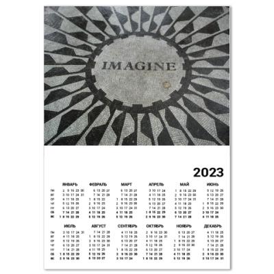 Календарь Imagine календарь A3