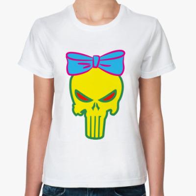 Классическая футболка Карательница