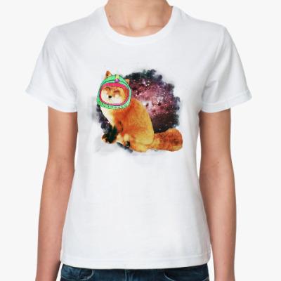 Классическая футболка CosmoFox