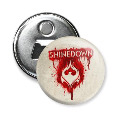 Магнит-открывашка Shinedown
