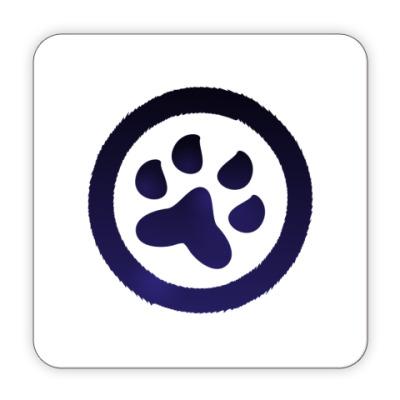 Костер (подставка под кружку) Panthera