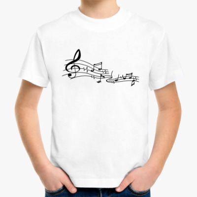 Детская футболка Musicbeat