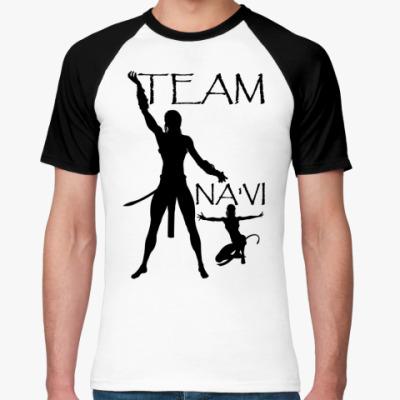 Футболка реглан Team Na'vi