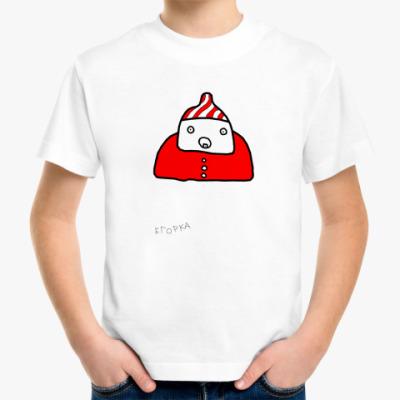 Детская футболка Егорка