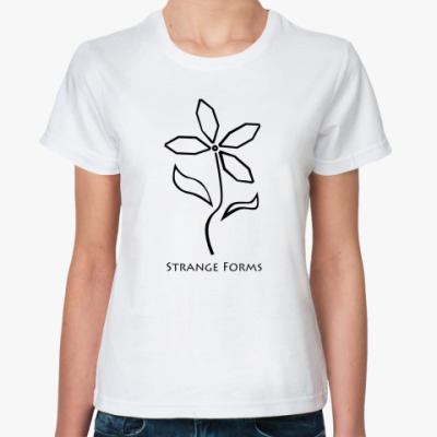 Классическая футболка SF