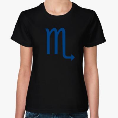 Женская футболка  Вриска Серкет Хоумстак / Vriska Serket Homestuck