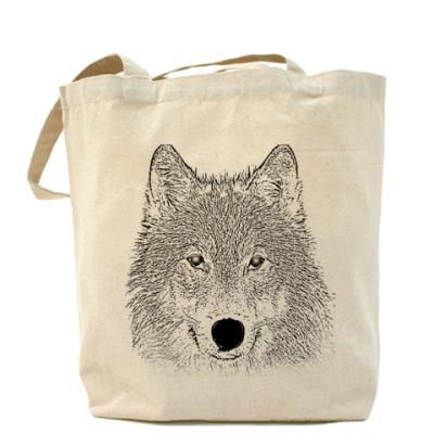 Сумка wolf