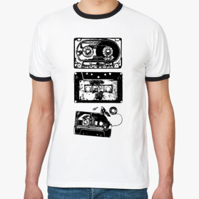 Футболка Ringer-T Tape