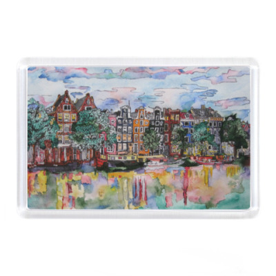 Магнит Амстердам
