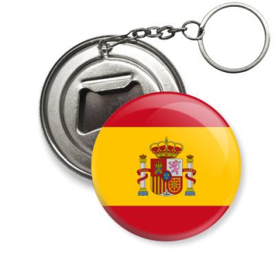 Брелок-открывашка Испания, Spain